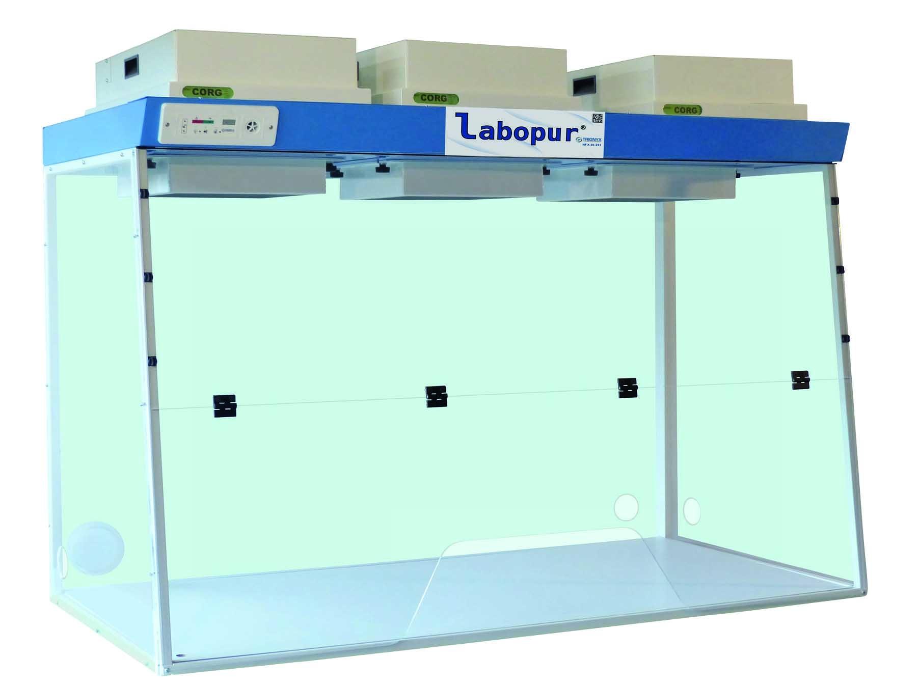 Filterkasten, exsiccatorkasten & opslagkasten